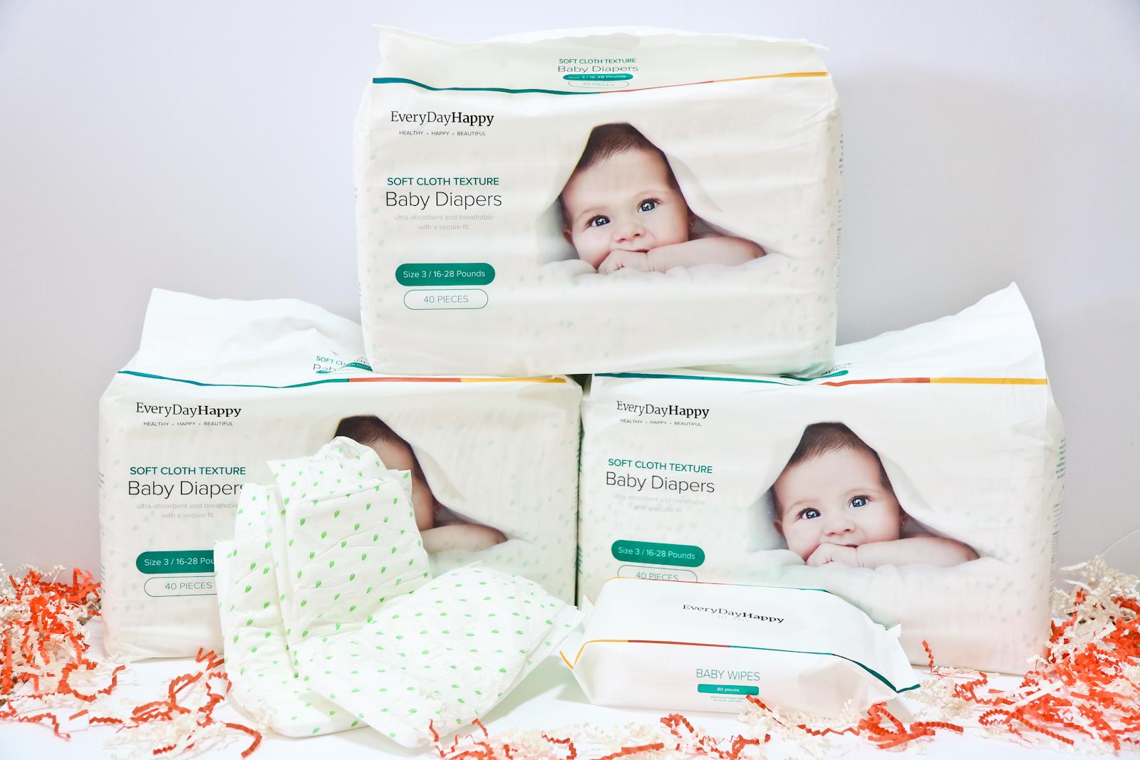 Everyday Happy Diaper Care Kit