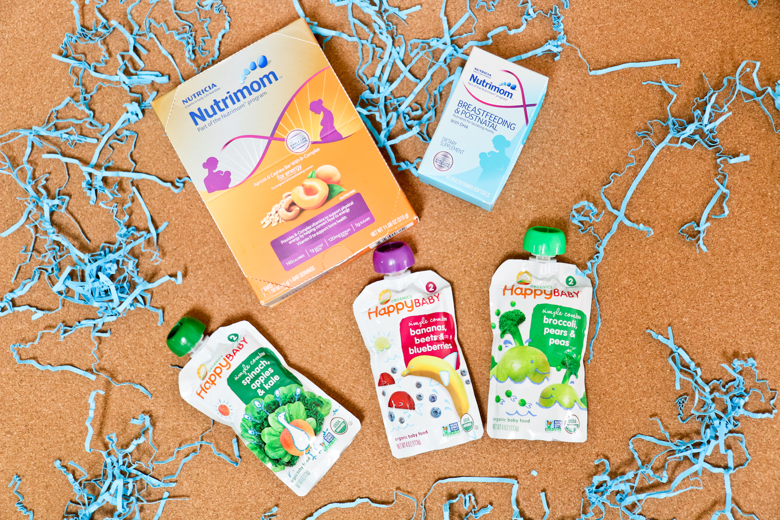 Nutrimom Subscription Box