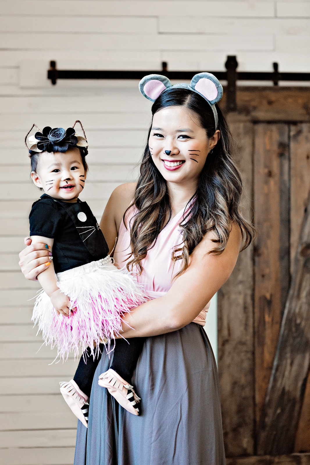 Cat And Mouse Halloween Costume Pairing + On Trend