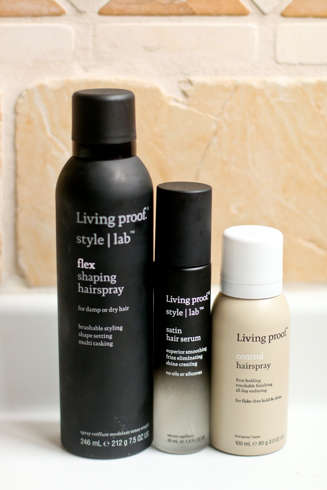 Living Proof styling products