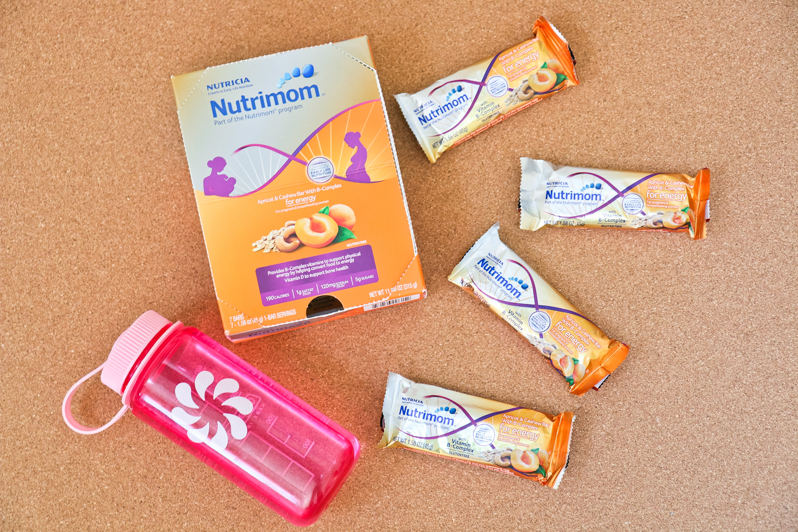 Nutrimom Energy Bars