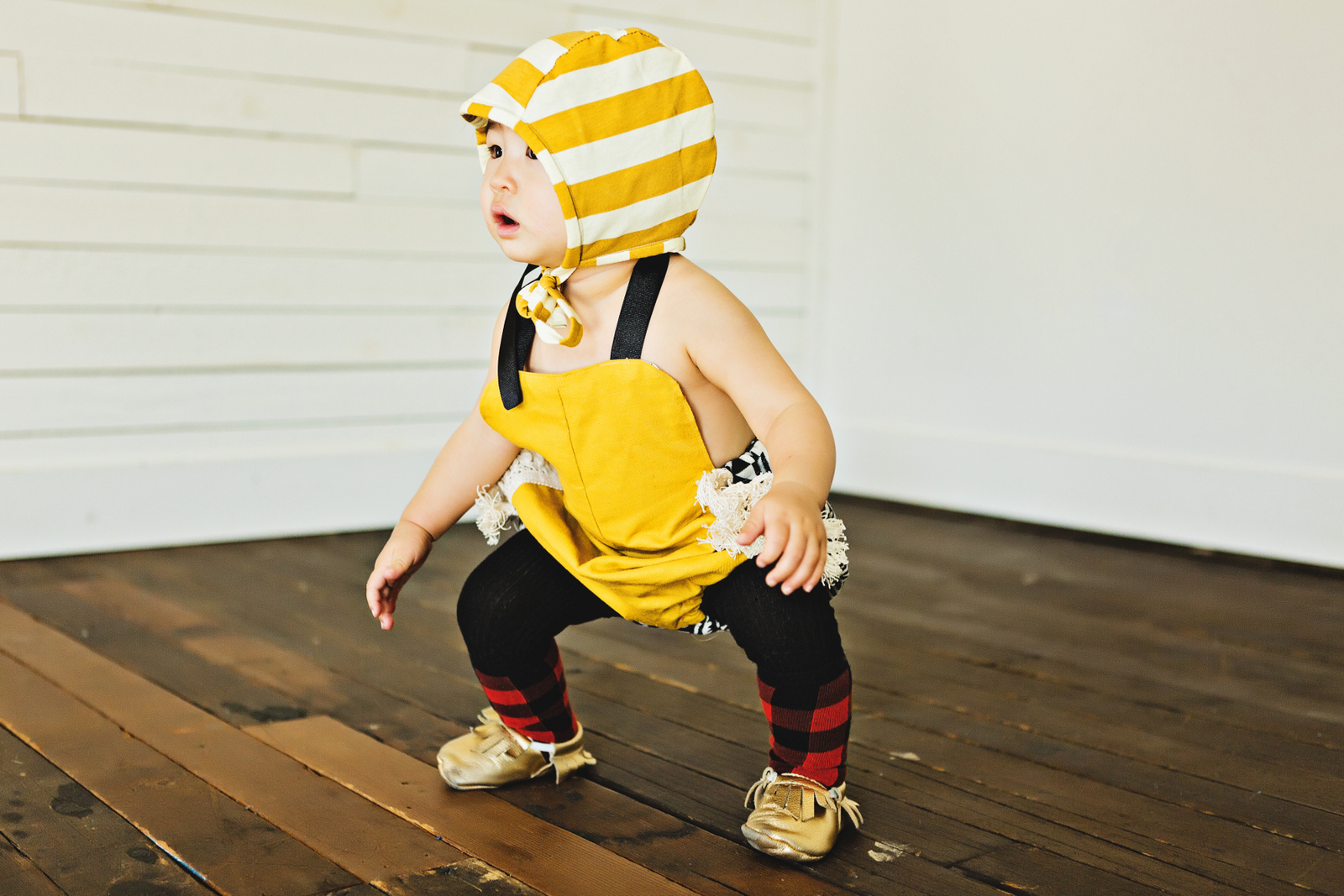 Baby girl fall style