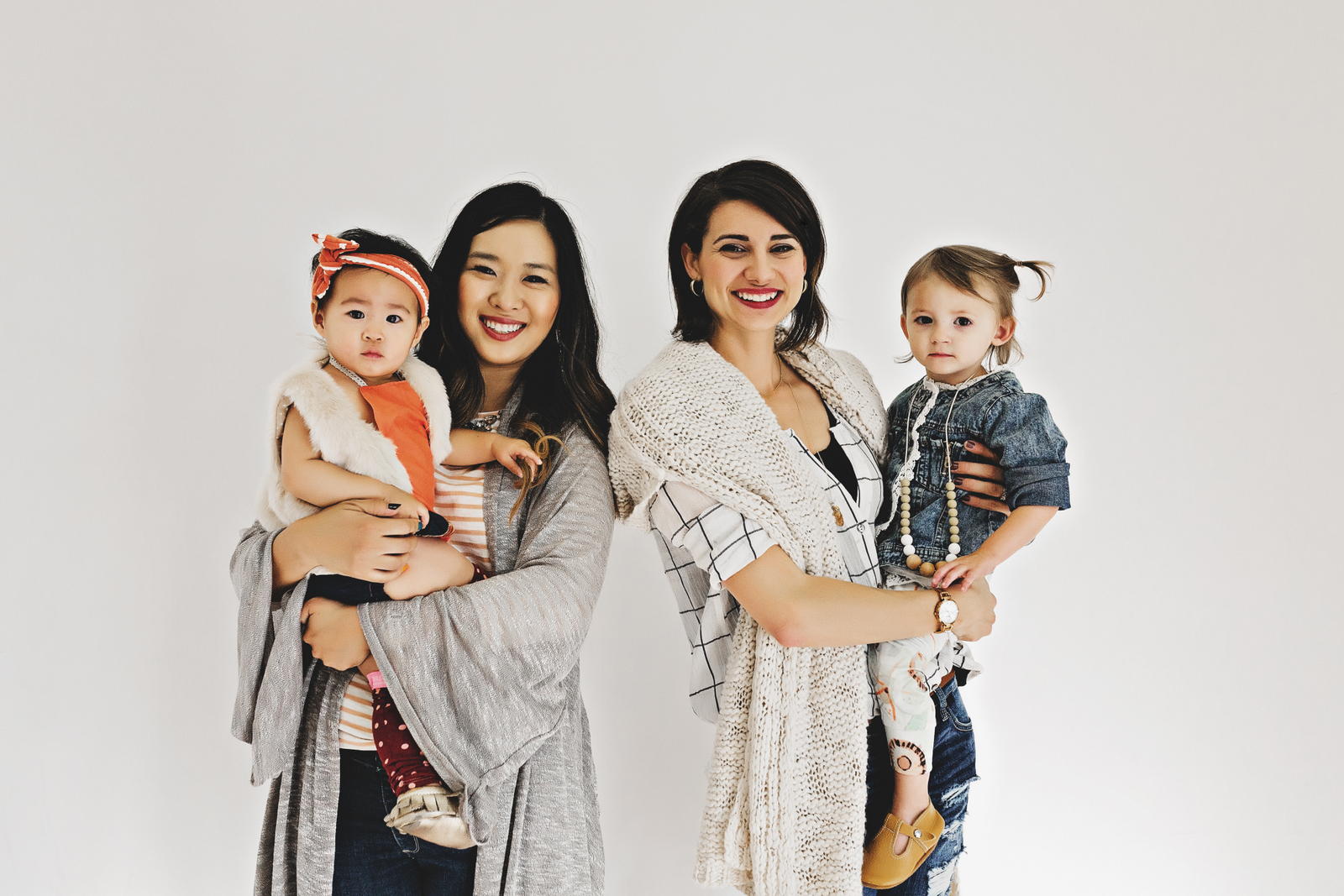 Mom fashion bloggers and their girls