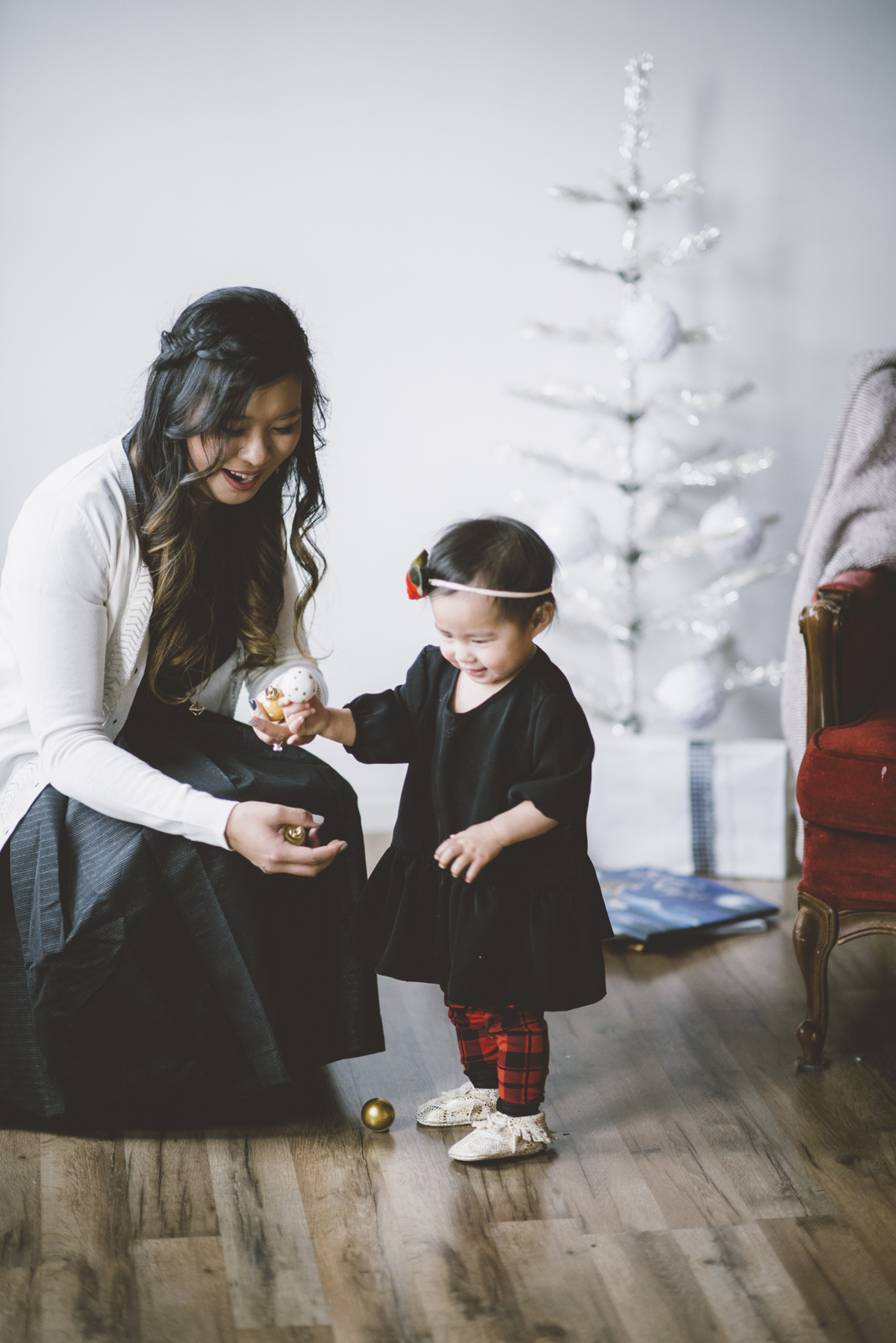 Holiday Style for Mamas And Littles