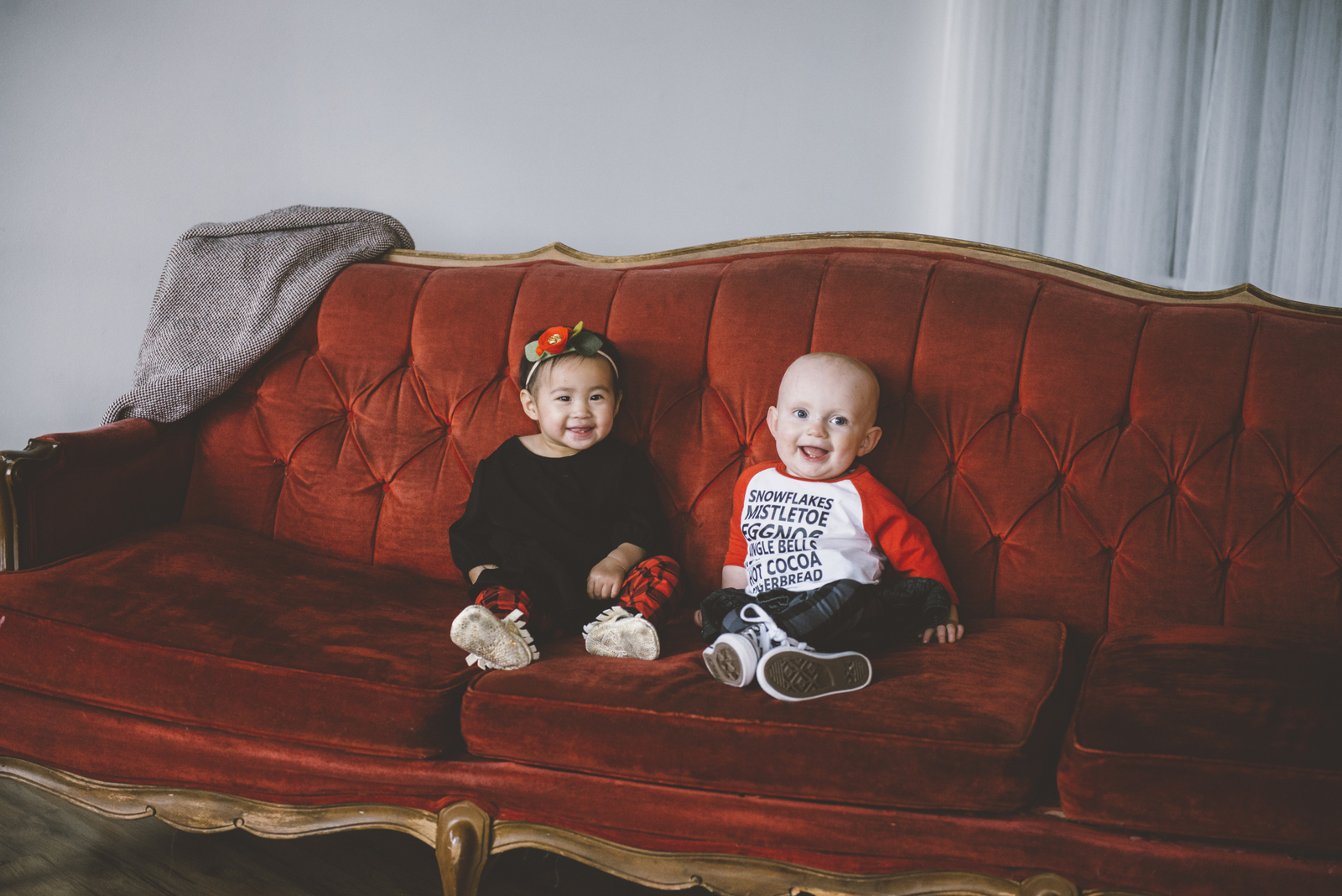 Holiday Style for Mamas And Littles Ones