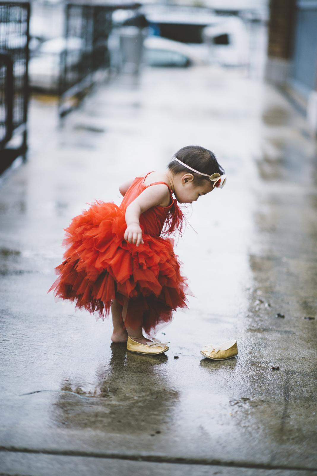 Red Tutu Du Monde dress