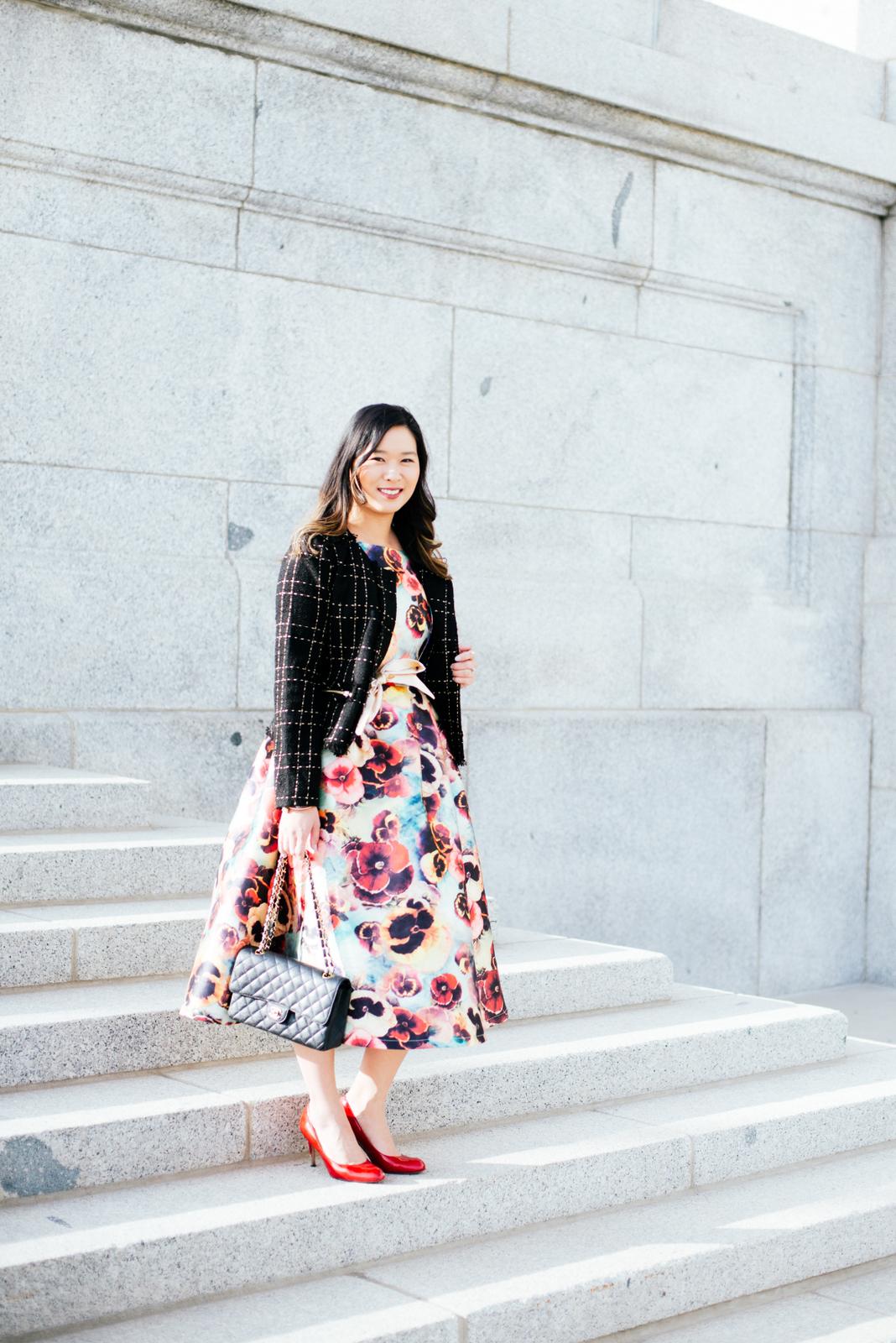 Utah fashion blogger outfit