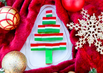 Christmas Layered Jello