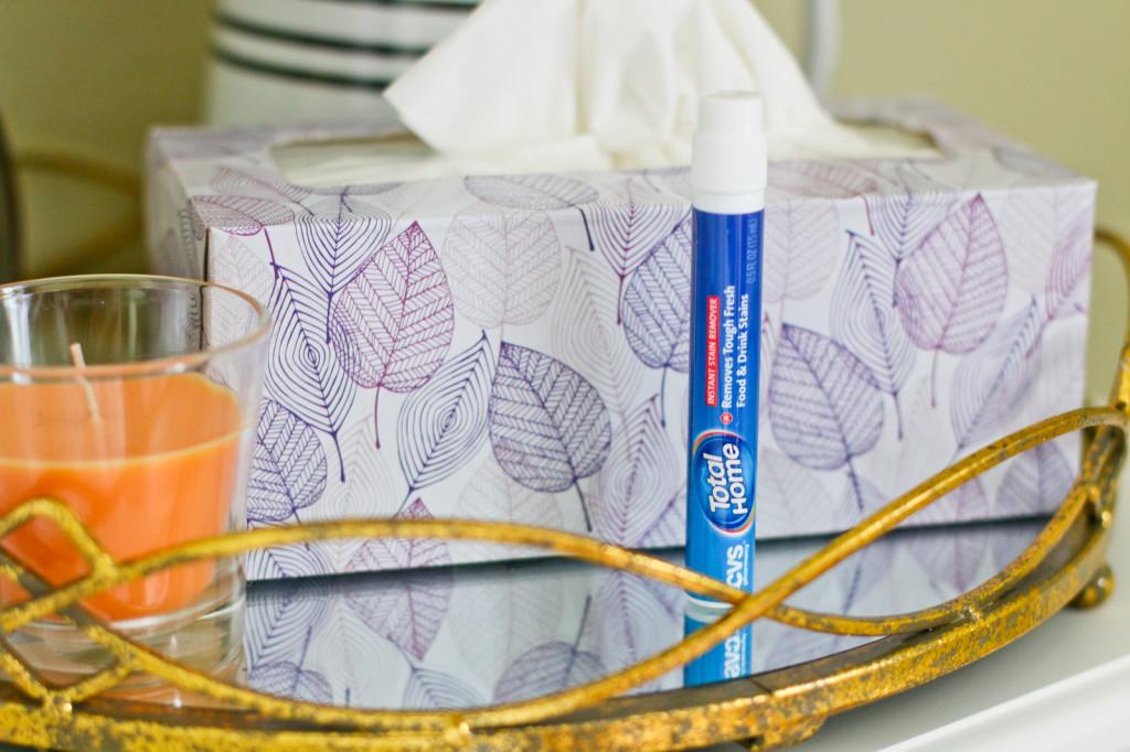 Guest bedroom essentials with CVS