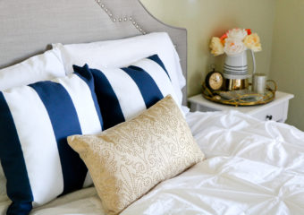Guest Bedroom Makeover with Hayneedle