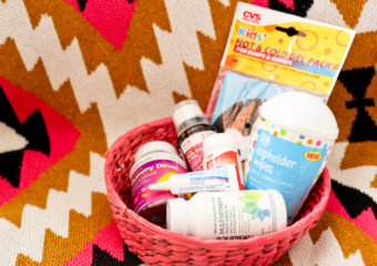 Keeping healthy during cold/flu season with CVS