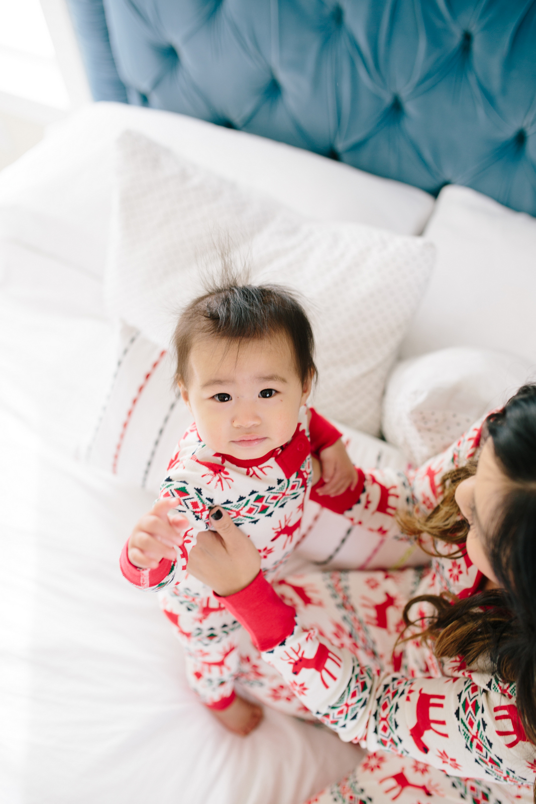 Christmas Pajamas For The Family Sandyalamode