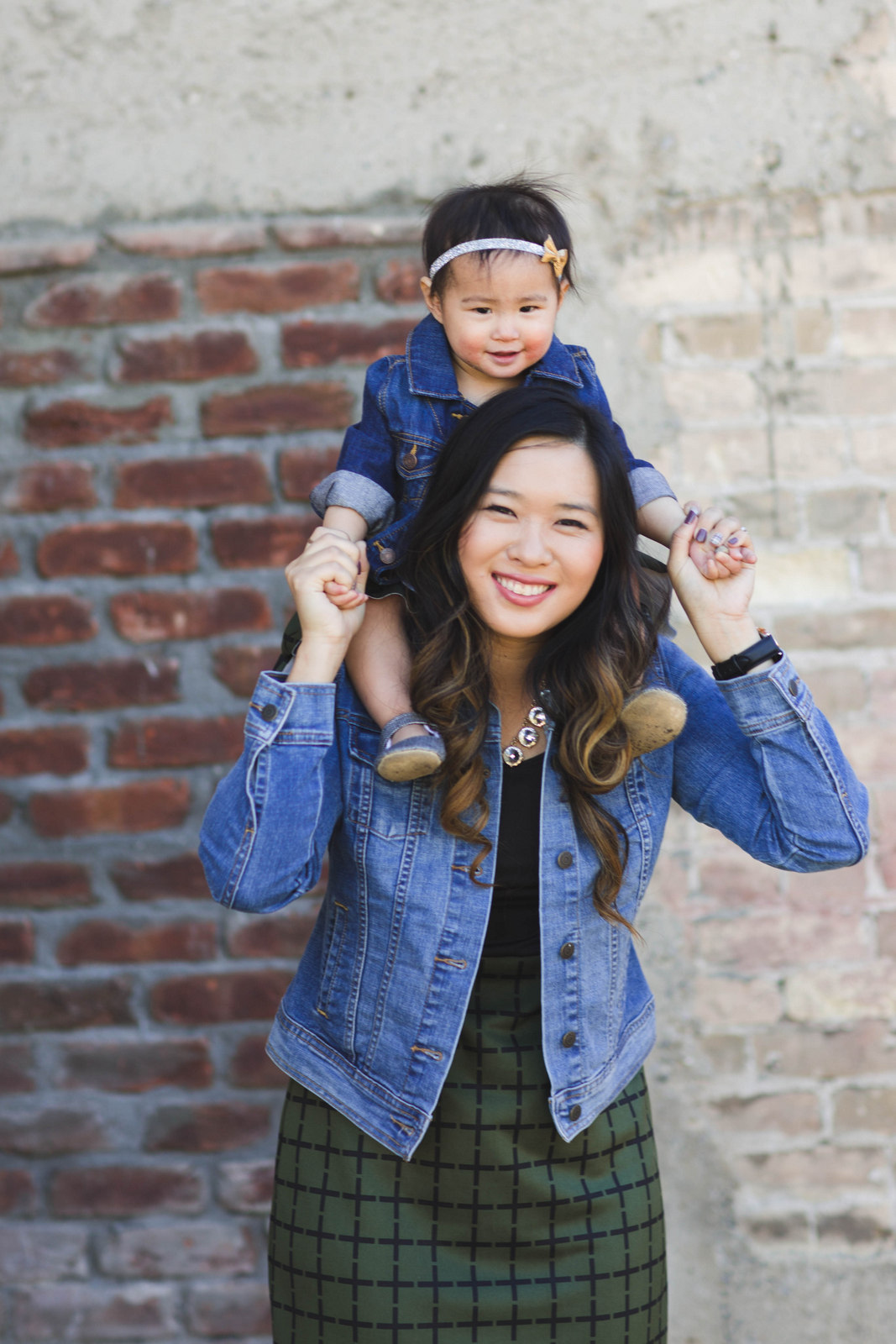 How to style mommy and me dresses