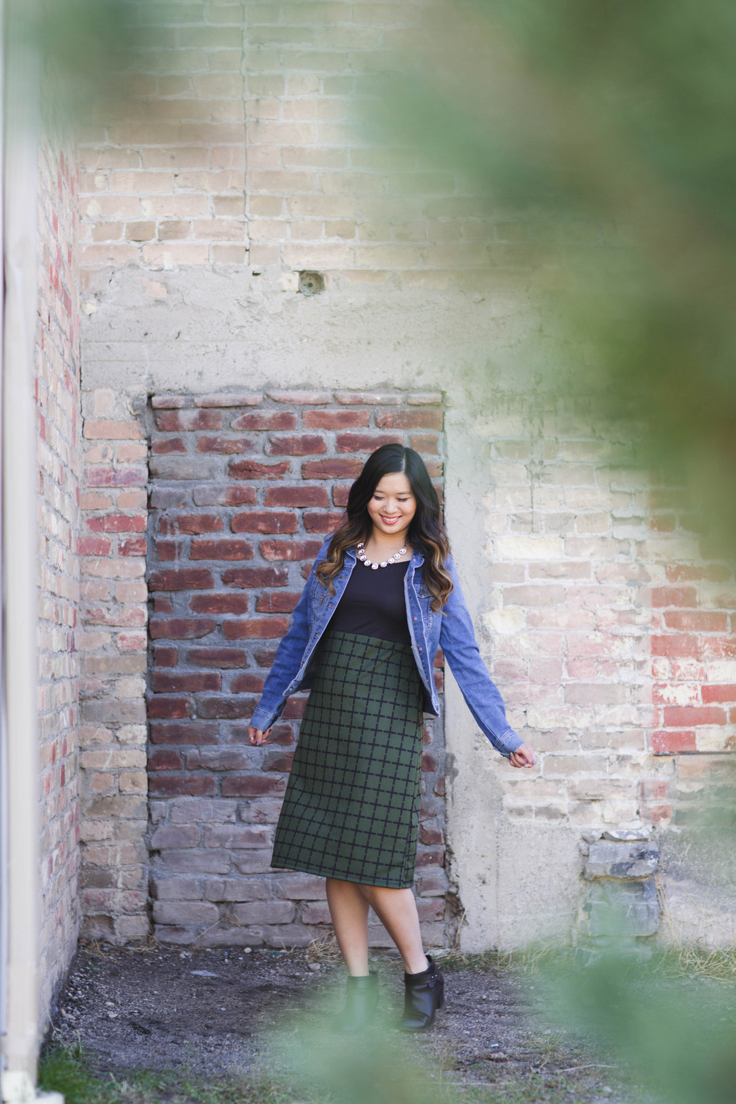 London Bridges Designs mama dress