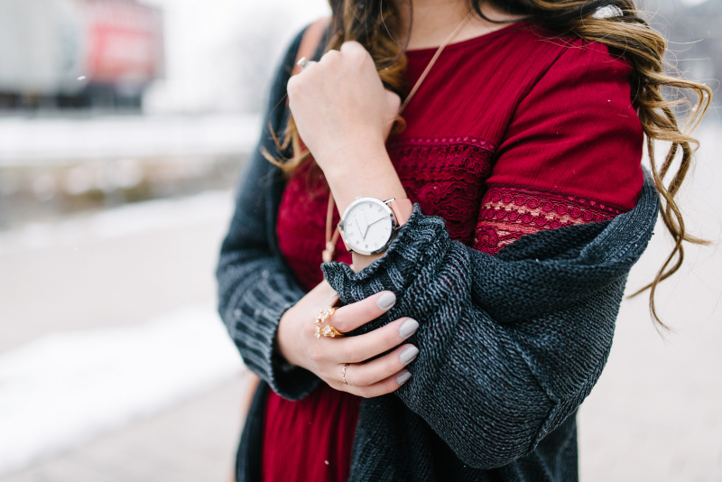 Free People winter outfit
