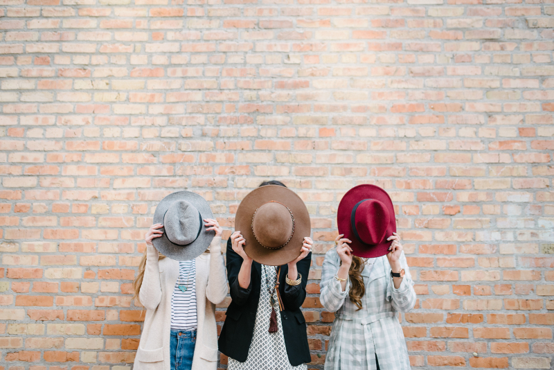 Hats I Wear As A Mother