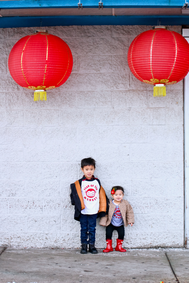 Chinese New Year with kids