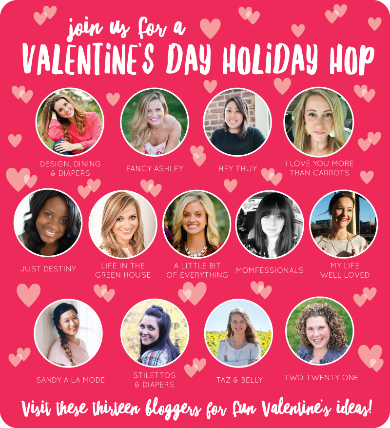 Valentines Day Holiday Blog Hop