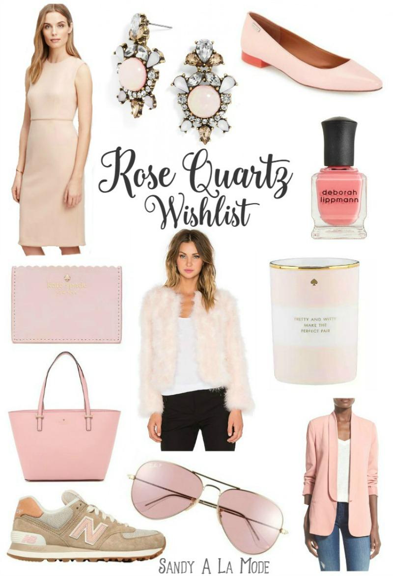 rose quartz picks