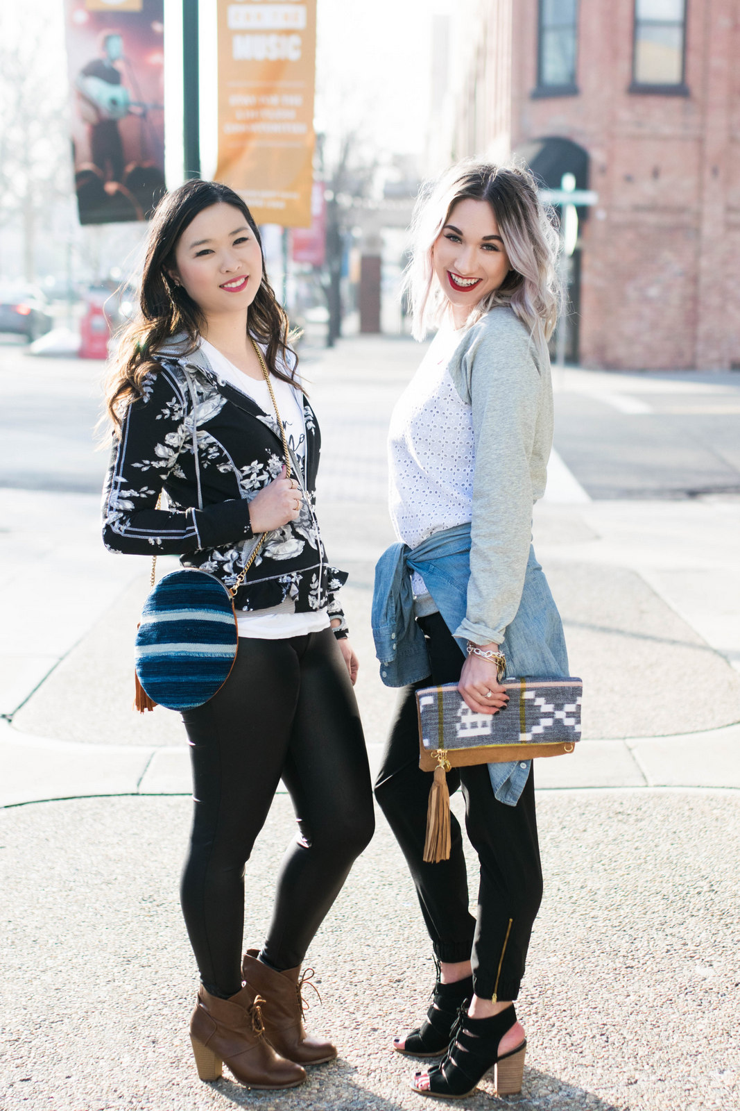 2 ways to rock athleisure style