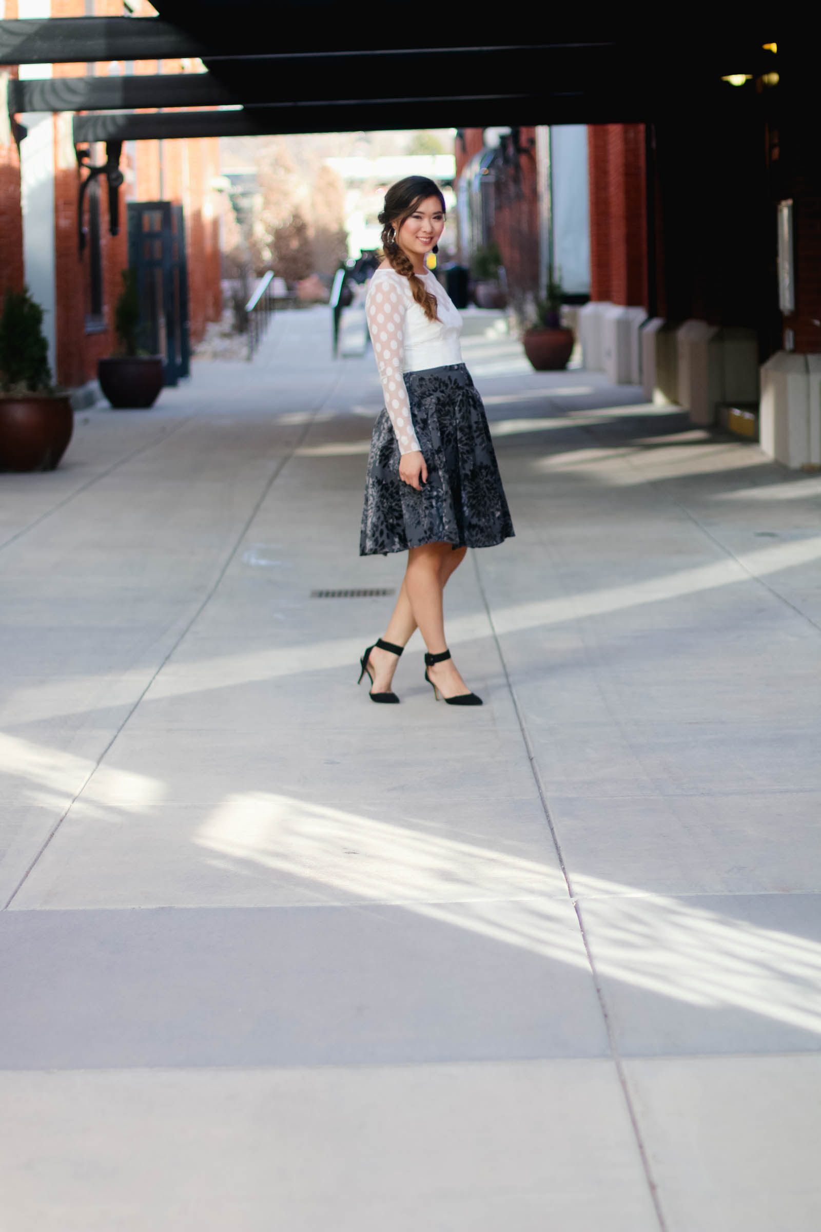 Utah Fashion Week Designer Natalie Wynn Design