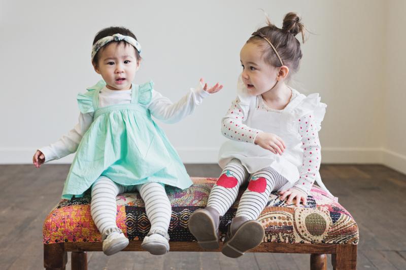 Gentille Alouette girls dresses