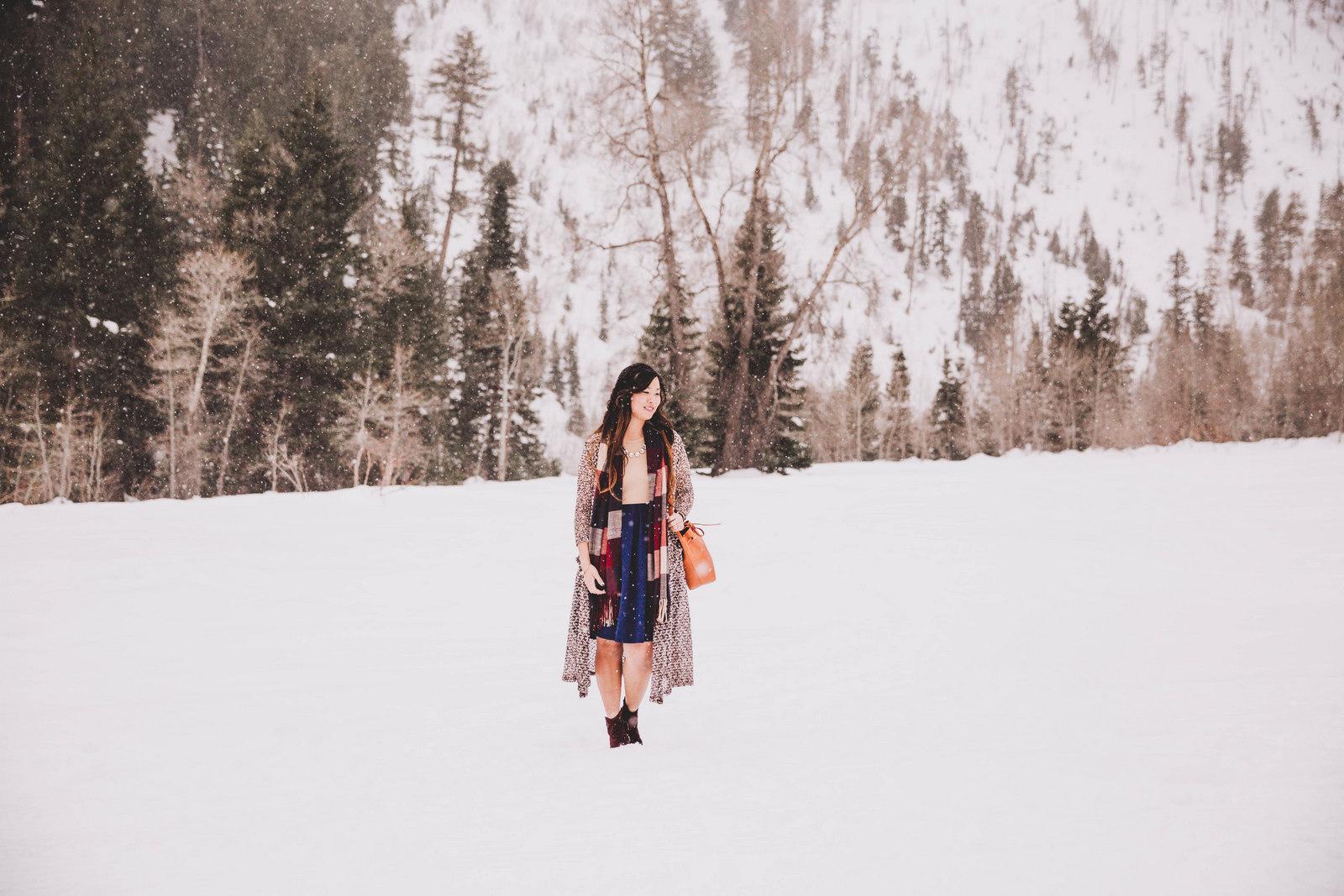 LulaRoe Amelia dress and cardigan