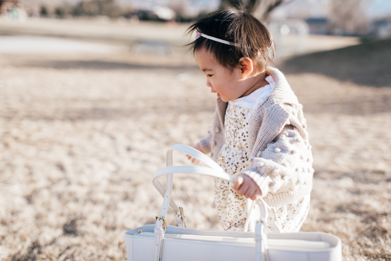Baby girl Spring style