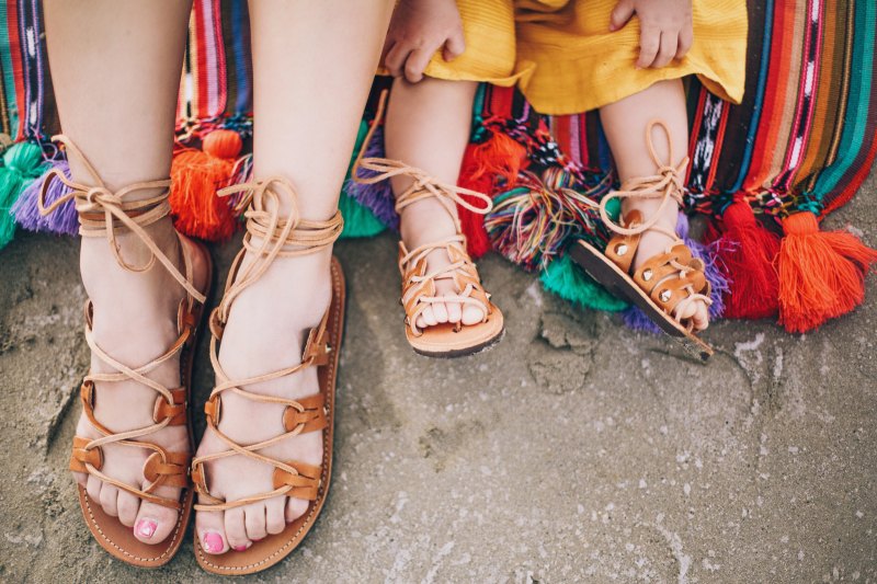 Kandelphy gladiator sandals