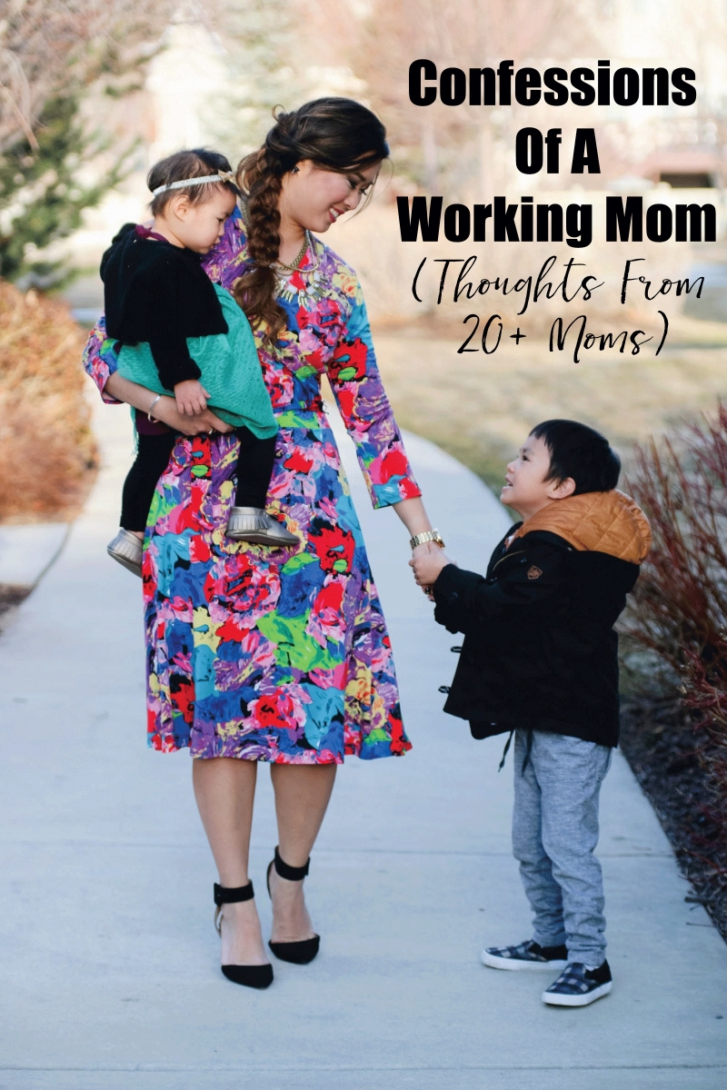 Confessions Of A Working Mom