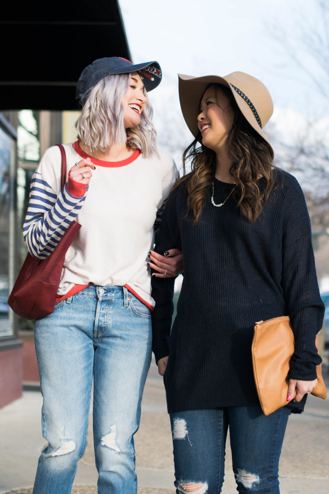 How to style hats two ways