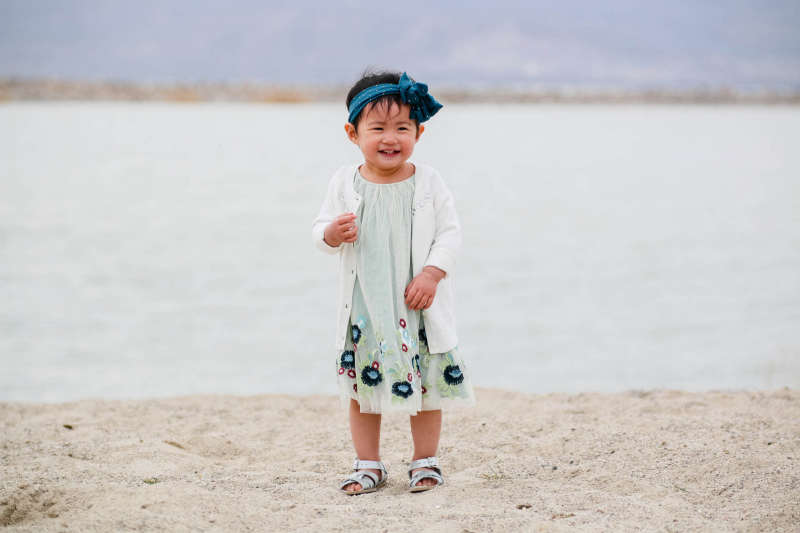 Baby girl clothes from Tea Collection