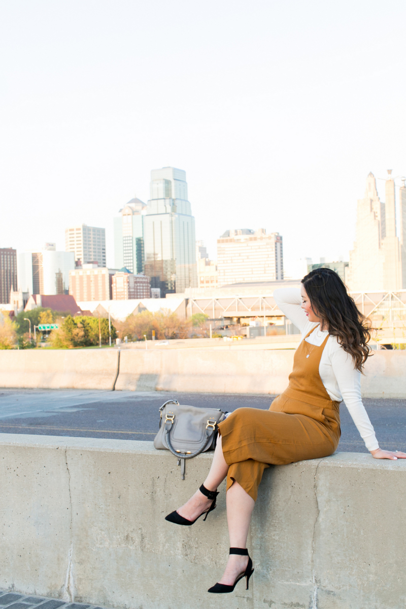 Kansas City fashion blogger