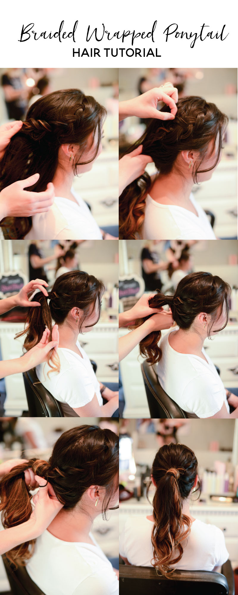 Braided-Wrapped-Ponytail-Hair-Tutorial