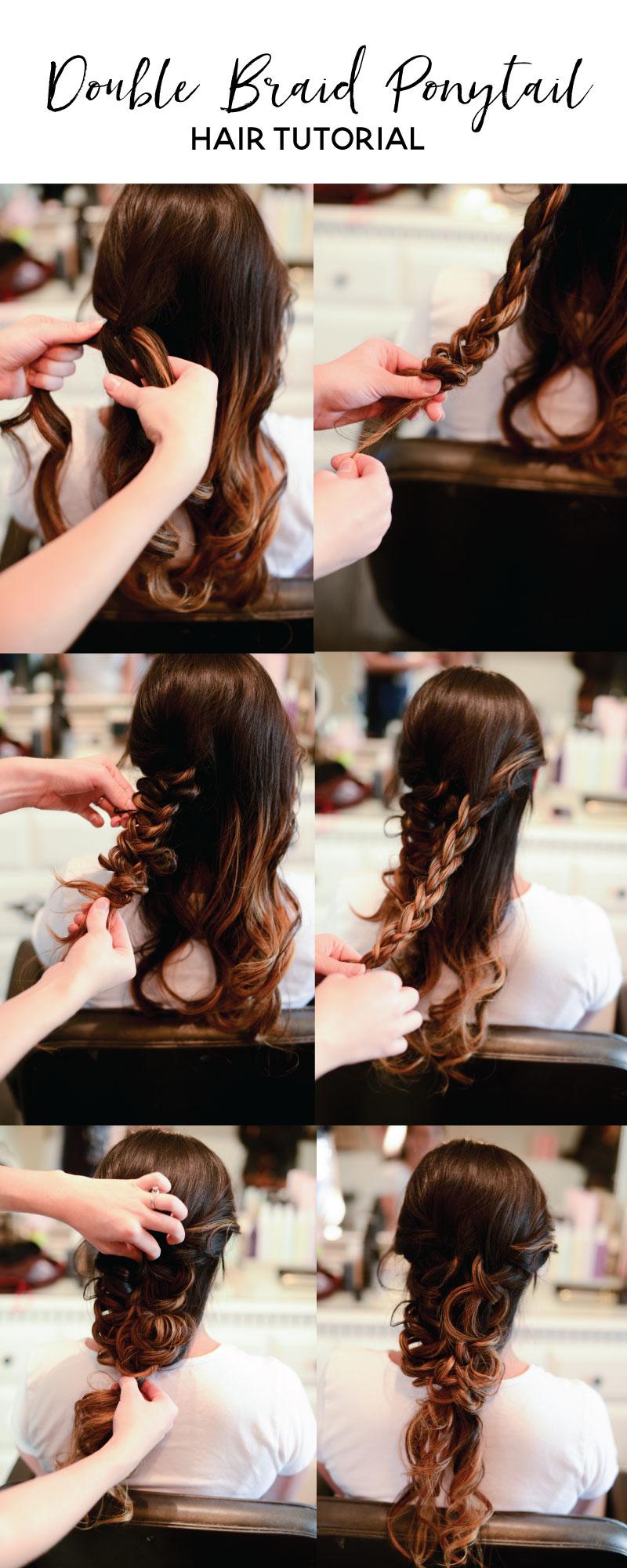 Double-Braid-Ponytail-Hair-Tutorial