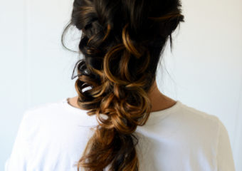 3 Quick and Easy Hairstyles for Curled Hair