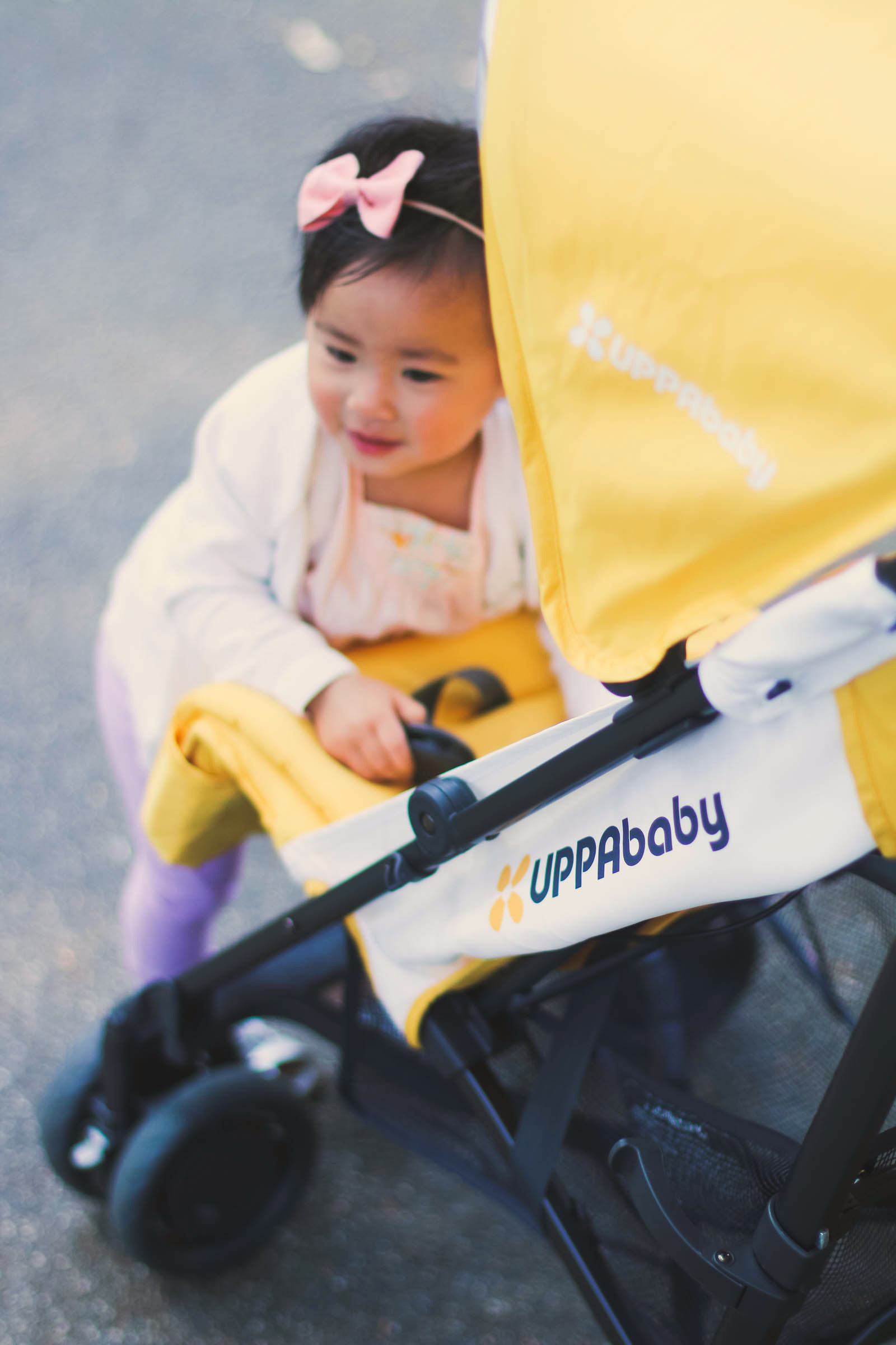 Traveling with UPPABaby G-Luxe
