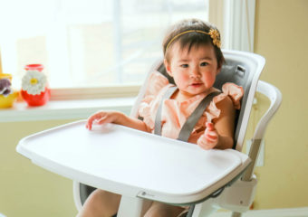 Mealtime made easier with 4moms high chair + Giveaway!
