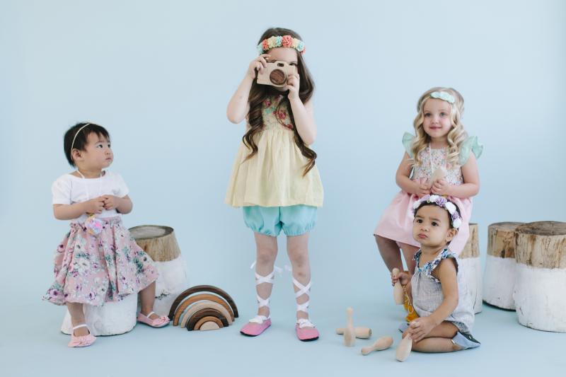 Peyton's Lane Girl's Fashion