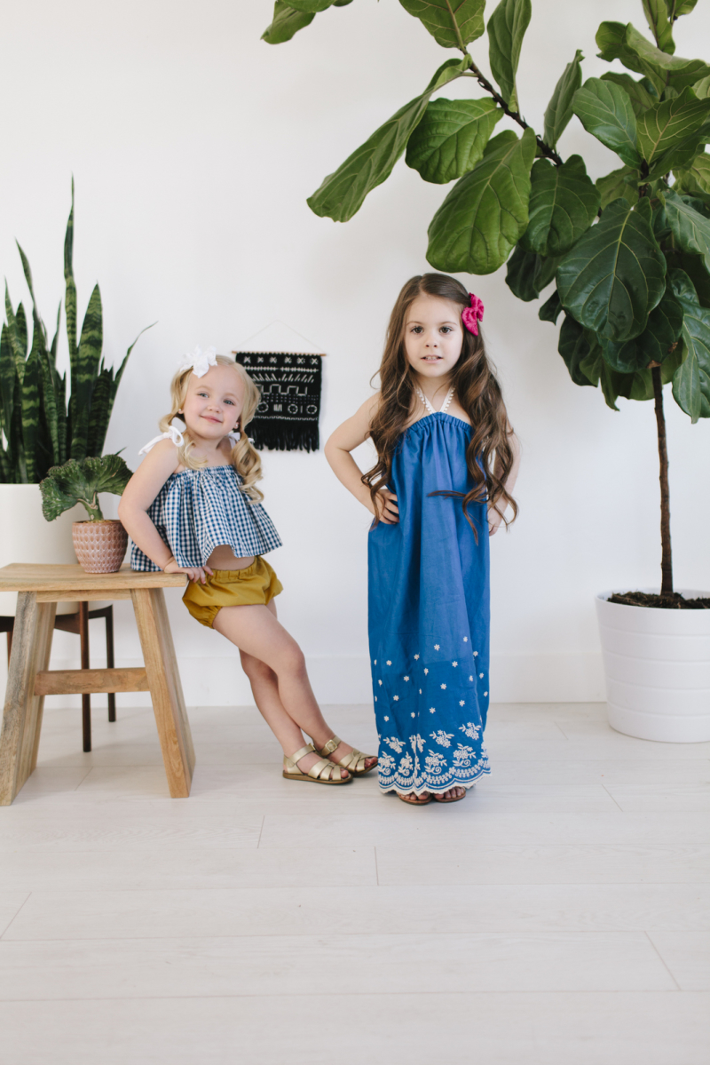 Littlepeoplerocx summer outfits