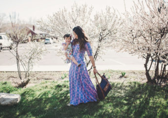 My Story Of Motherhood + Lily Jade Bag Giveaway!