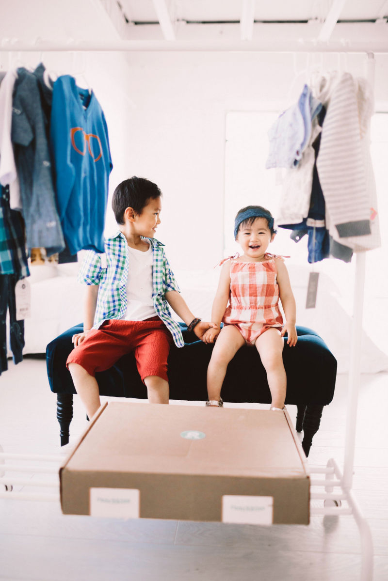 Runchkins online personal stylist for kid's clothing