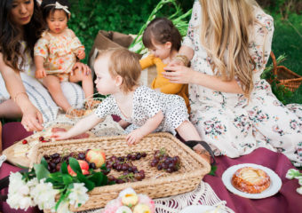 7 Tips For A Successful Outdoor Picnic With Kids