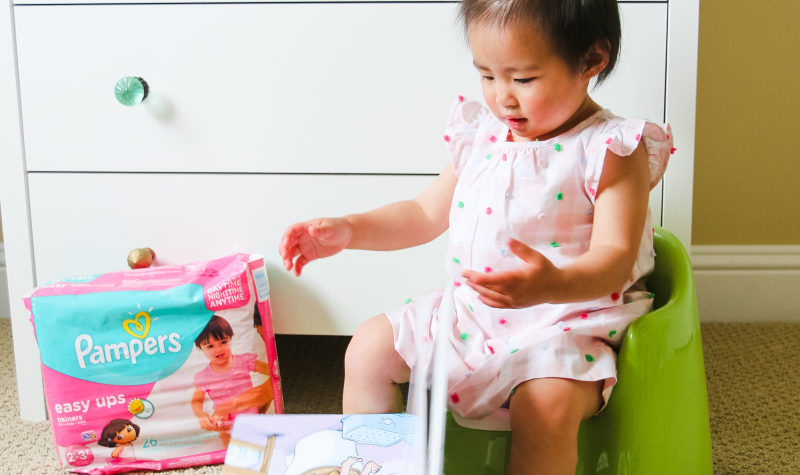 10 essentials for your toddler's potty training journey