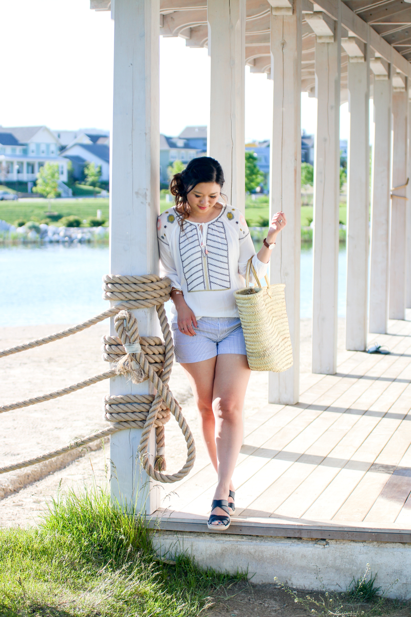 Coastal Chic style