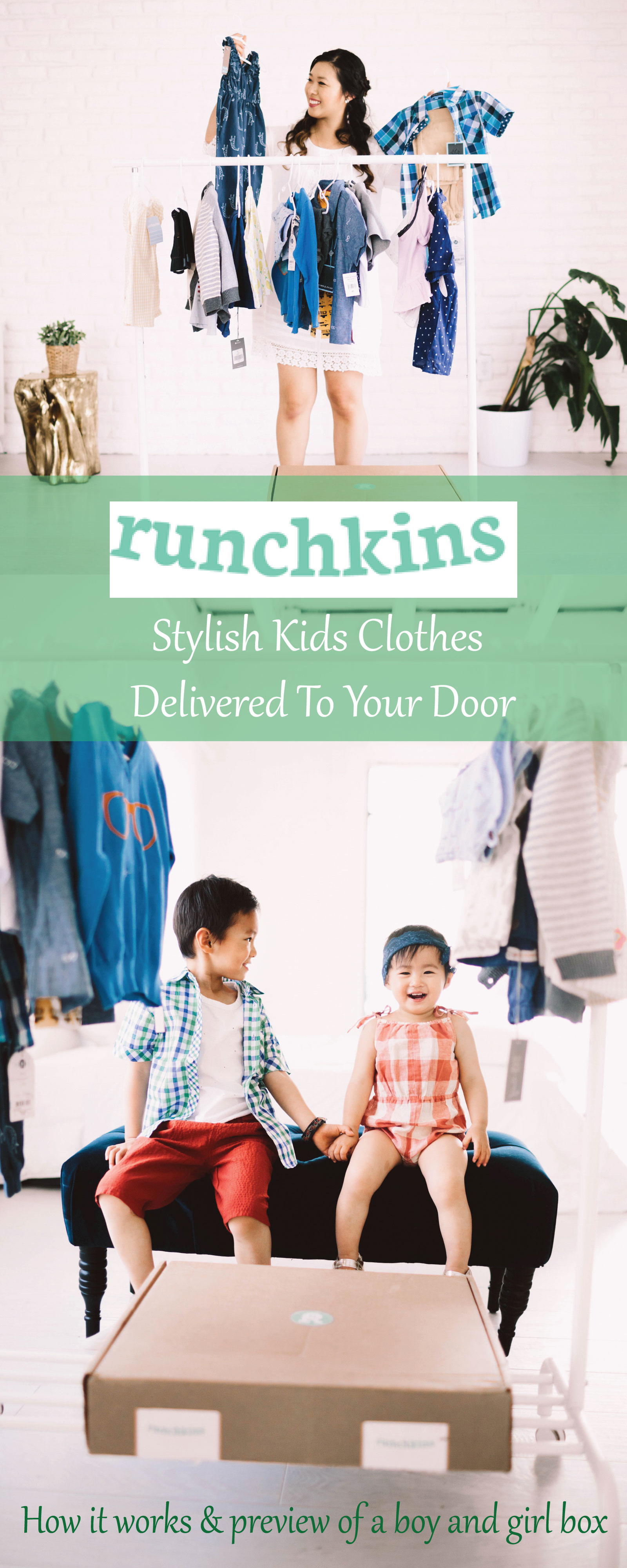 Runchkins - Stylish kids clothes delivered to your door