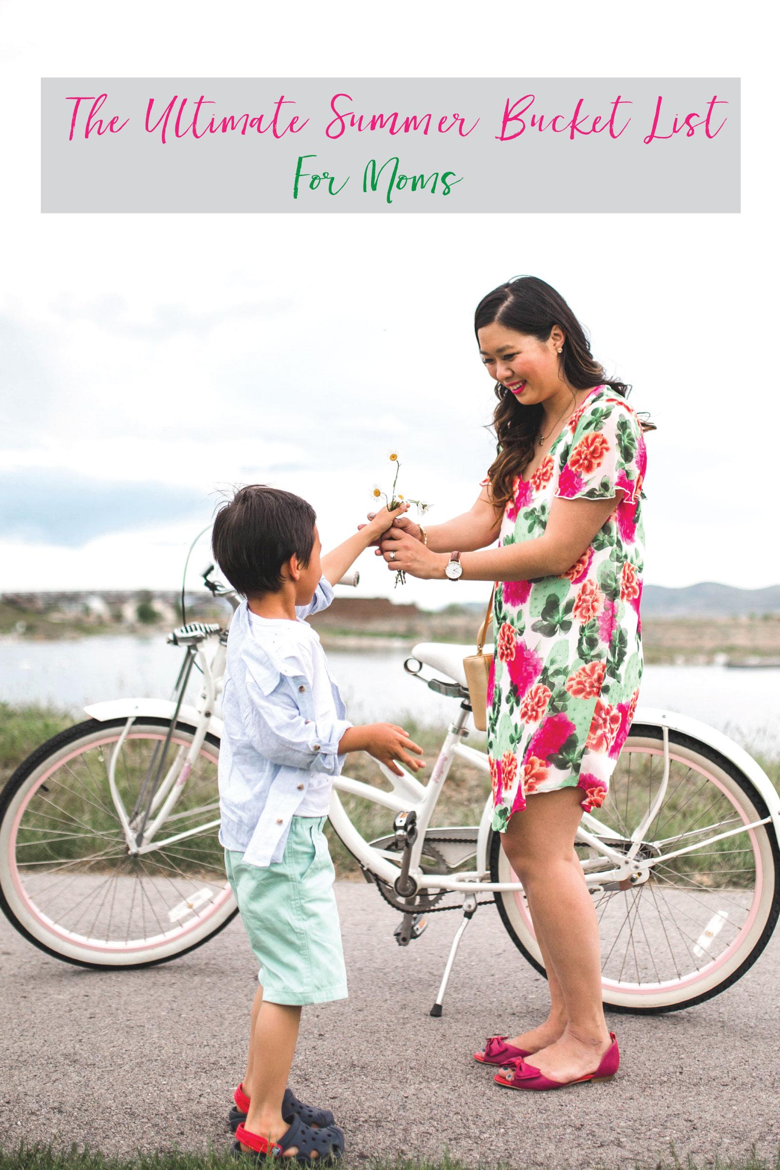 Summer Bucket List for Moms