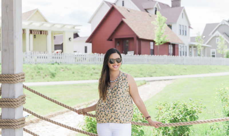 How To Mix and Match Your Summer Travel Wardrobe + Linkup + Giveaway!