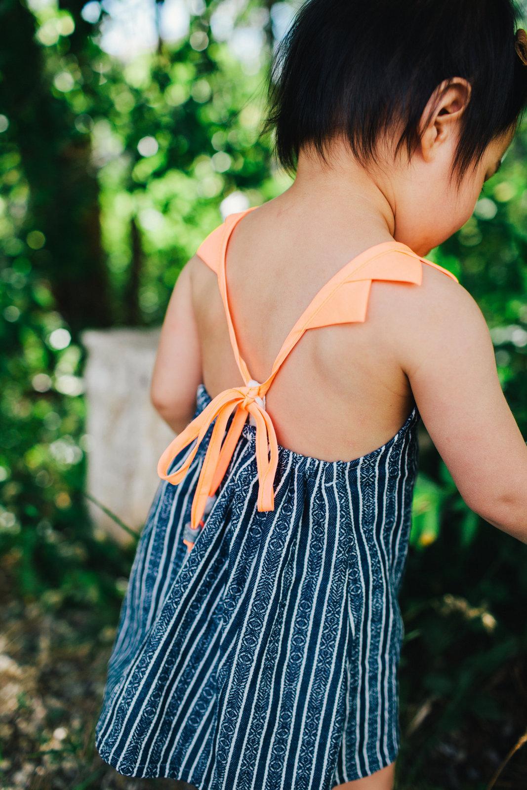 Glitter + Wit dress