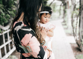 Mommy and Me Style: Pretty Dresses